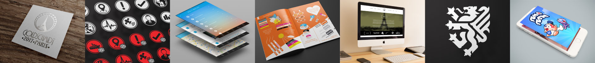 Cambridge graphic design, illustration and logo design