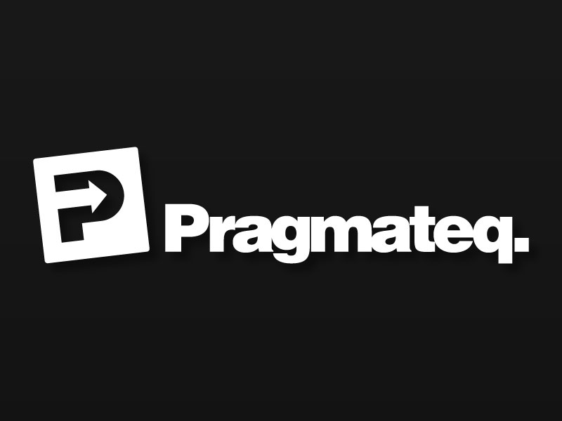 Logo design Cambridge for Pragmateq Royston
