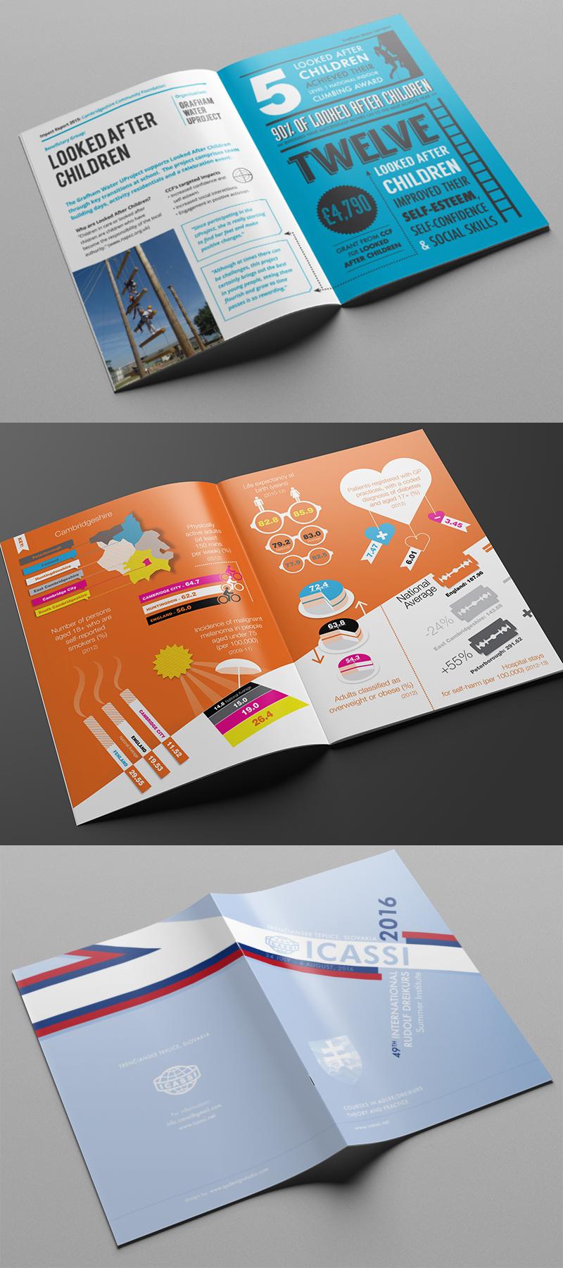 Cambridge graphic design services